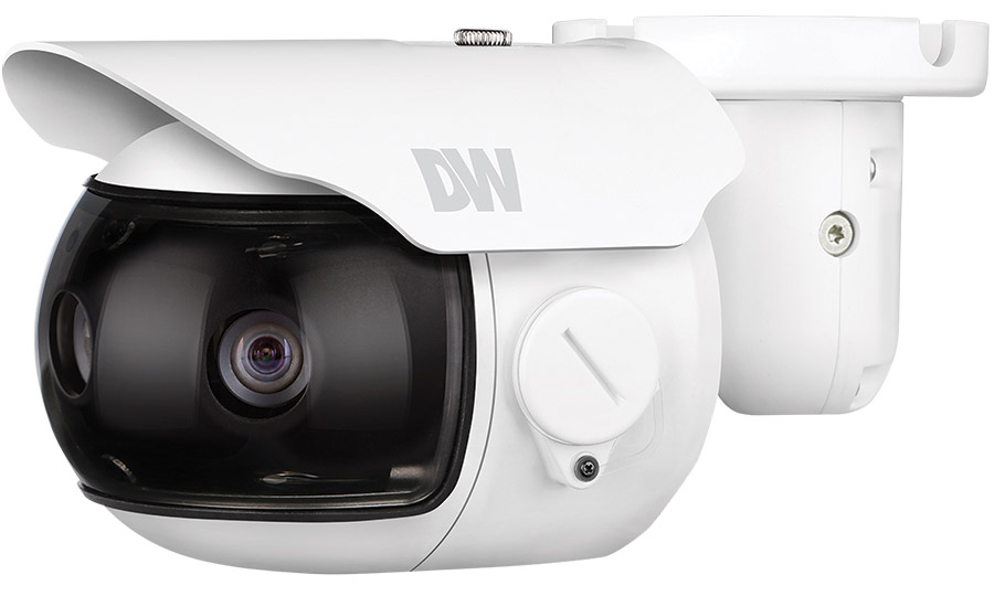 AHD (Analog High Definition) multi-sensor camera