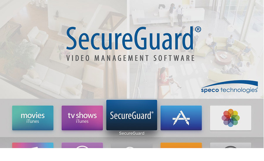 SecureGuard for Apple TV.