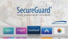 SecureGuard for Apple TV.