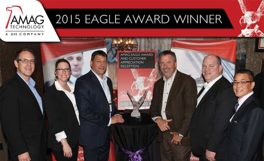 AMAG Technology Recognizes Top-Performing Resellers