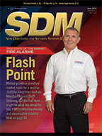 SDM June 2016 issue: Flash Point