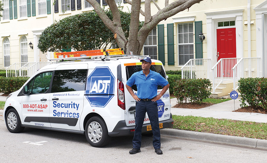 ADT; interactive services, security integrators