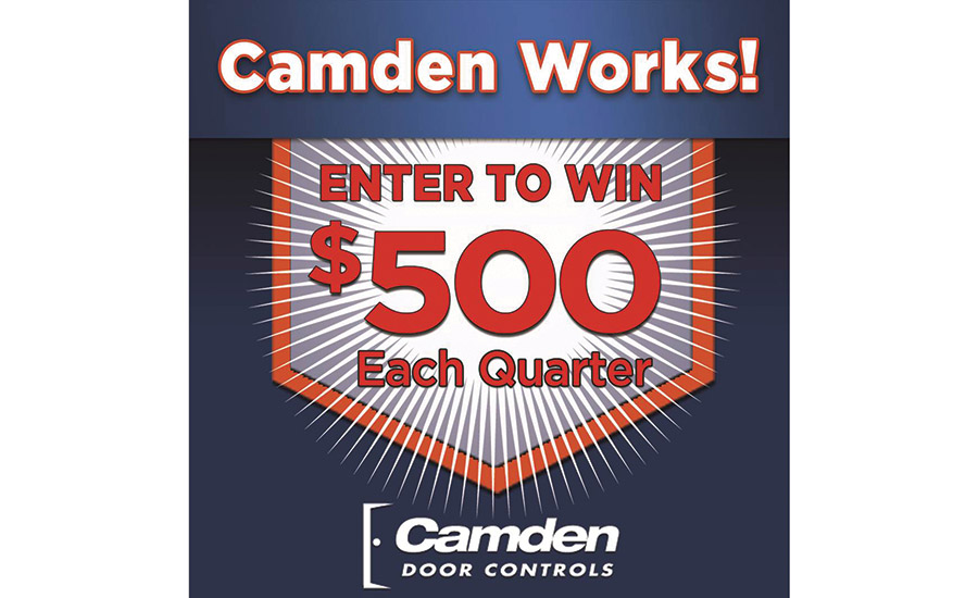 Camden Works Contest logo