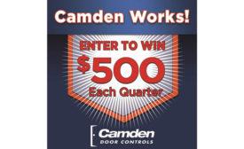 Camden Works Contest logo