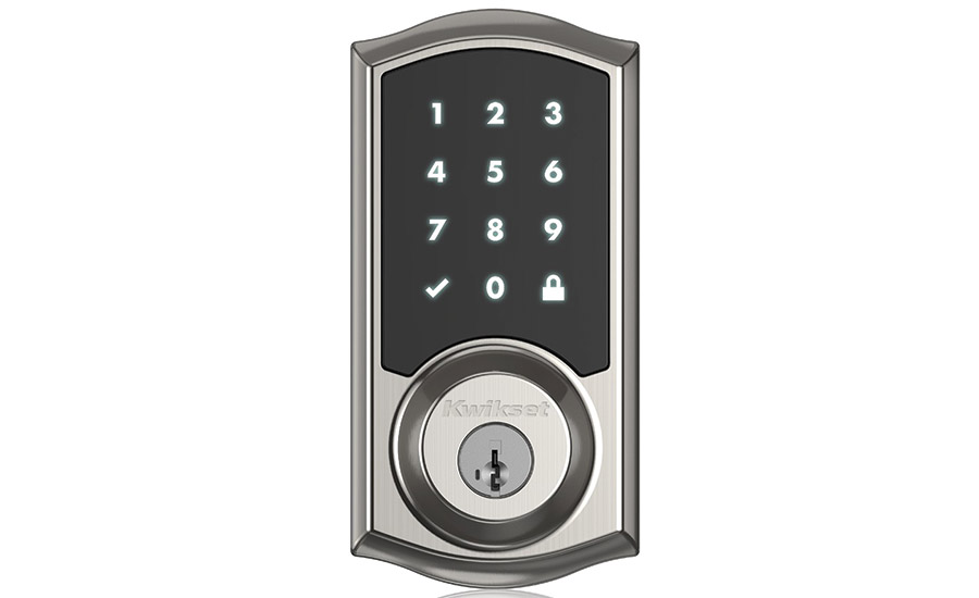 Wireless Locks Compatible With Home Automation Platform