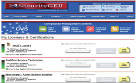 SecurityCEU Compliance Management System