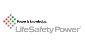 LifeSafety Power logo