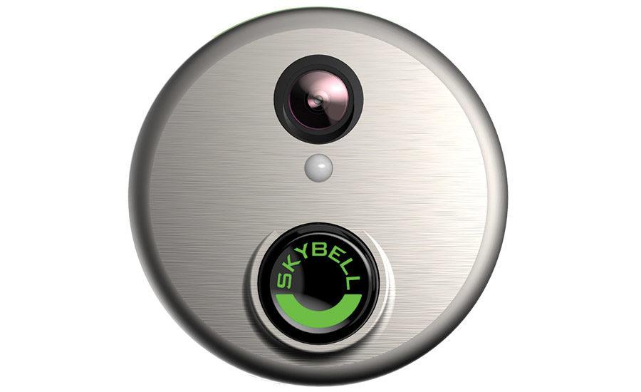 Doorbell Camera Records Visitors To Cloud | 2016-05-06 ...