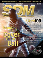 May 2016 cover: SDM 206 Top 100
