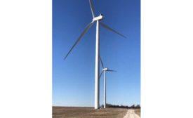 BP wind turbine
