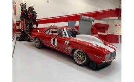 Big Red Camaro