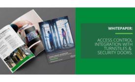 Boon Edam Access Control Whitepaper