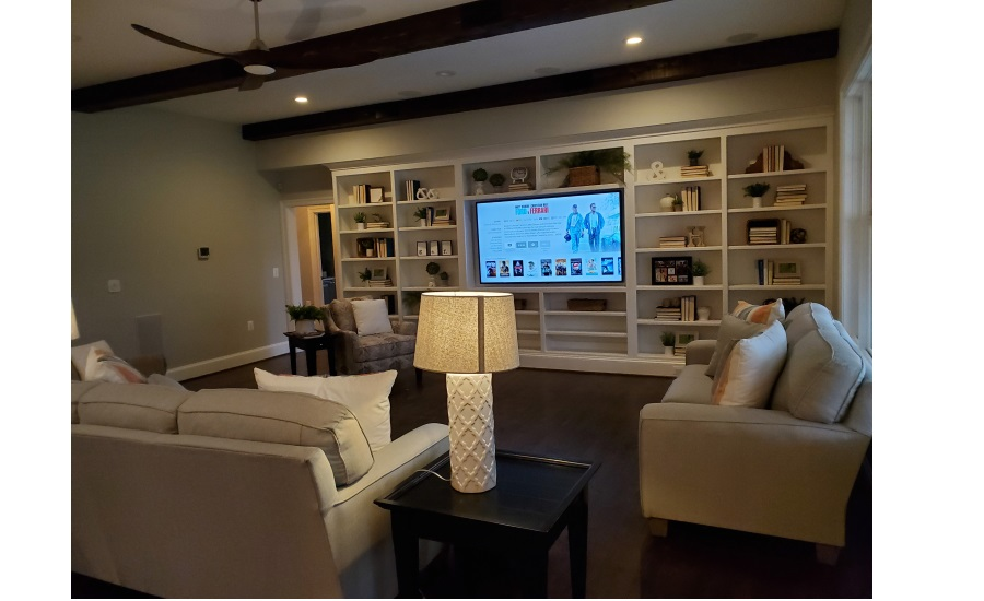 Nortek Security & the Gary Sinise Foundation Honor Veteran With Smart Home Automation