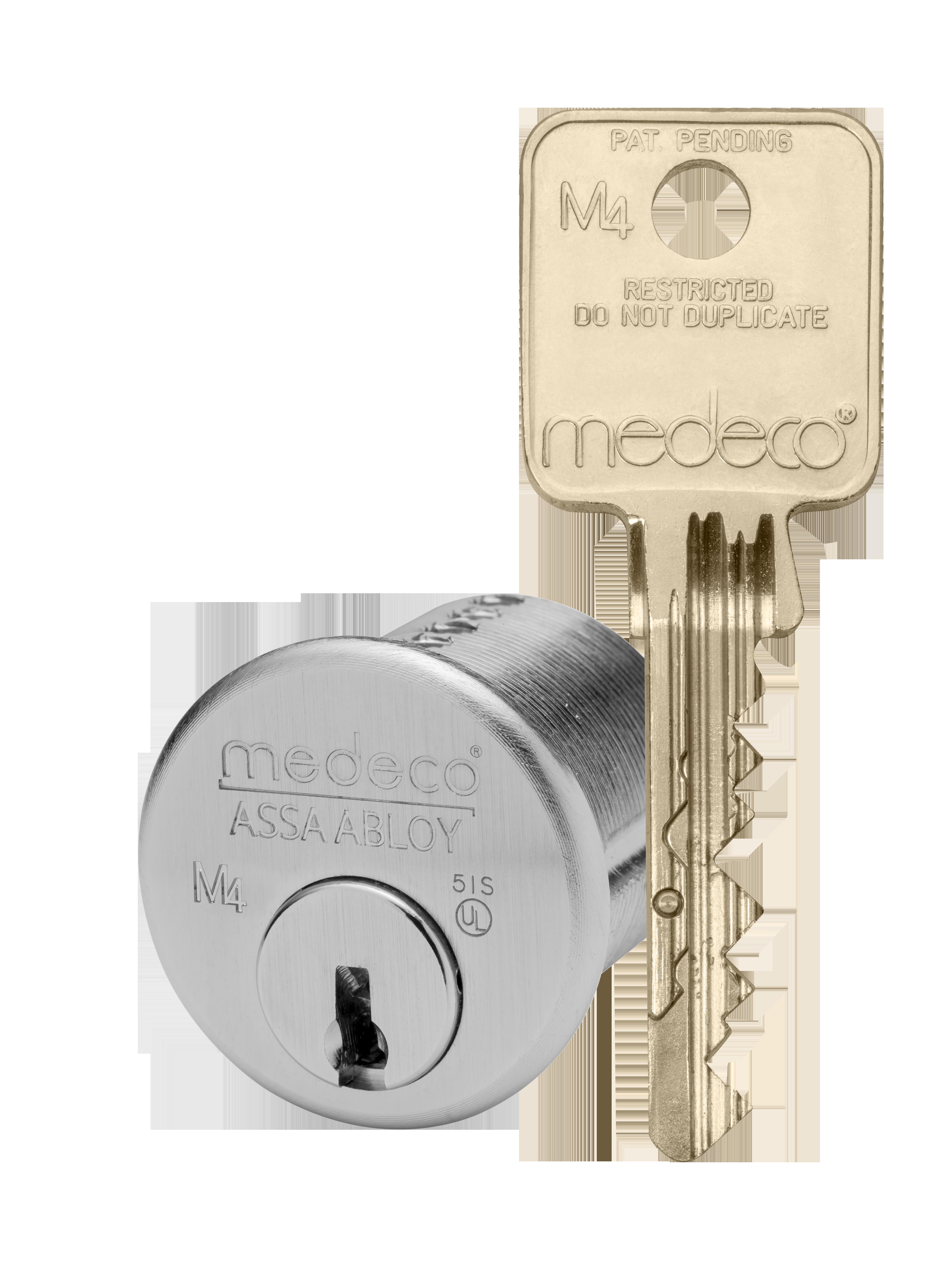Medeco M4 cylinders