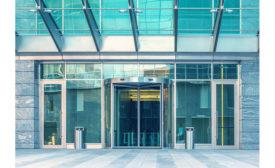 Healthy Building Entrance