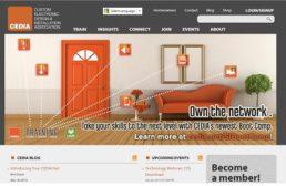 CEDIA Website