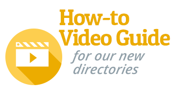 SDM How-To Directory Videos