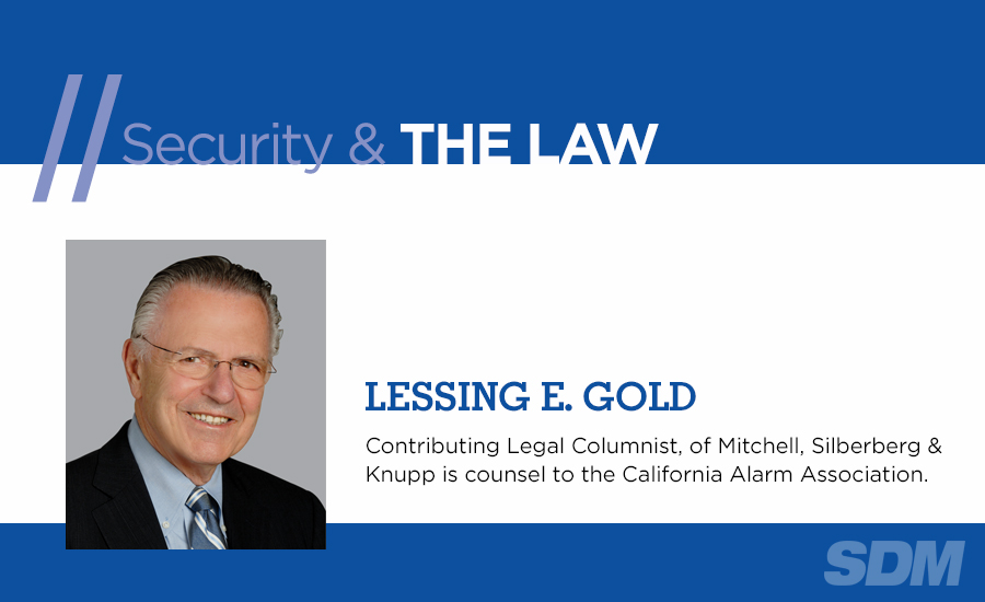 Security  Law 2019