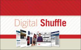 Digital Shuffle Default