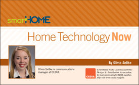 Home Technology Now Default