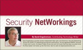 Security Networkings Default