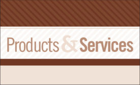 Products and Services SDM Magazine