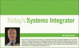 Todays System Integrator Default