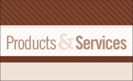 Products & Services Default