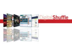 Digital Shuffle Image