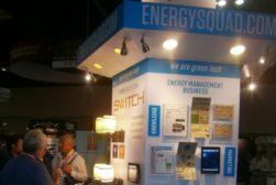 Energy Squad Exhibit at CEDIA EXPO