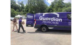 Guardian donation