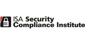 ISA Security Compliance Institute