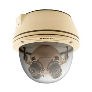 20 MP Arecont Vision camera