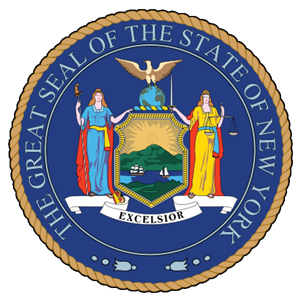 State of NY Seal
