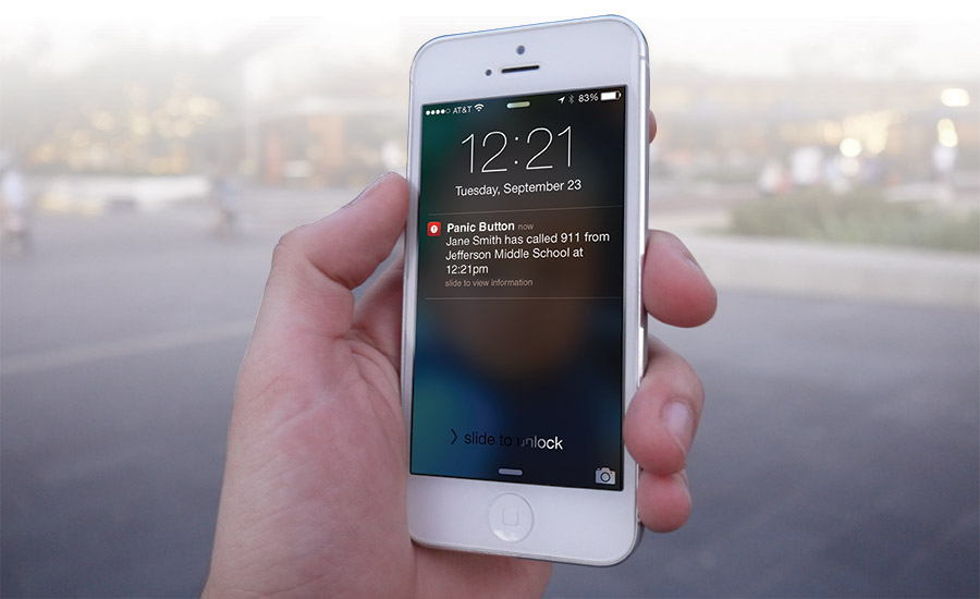 Apps are an increasingly popular addition to two-way emergency communication