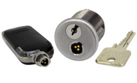 Lock Is Suitable For Rapid-Entry Applications