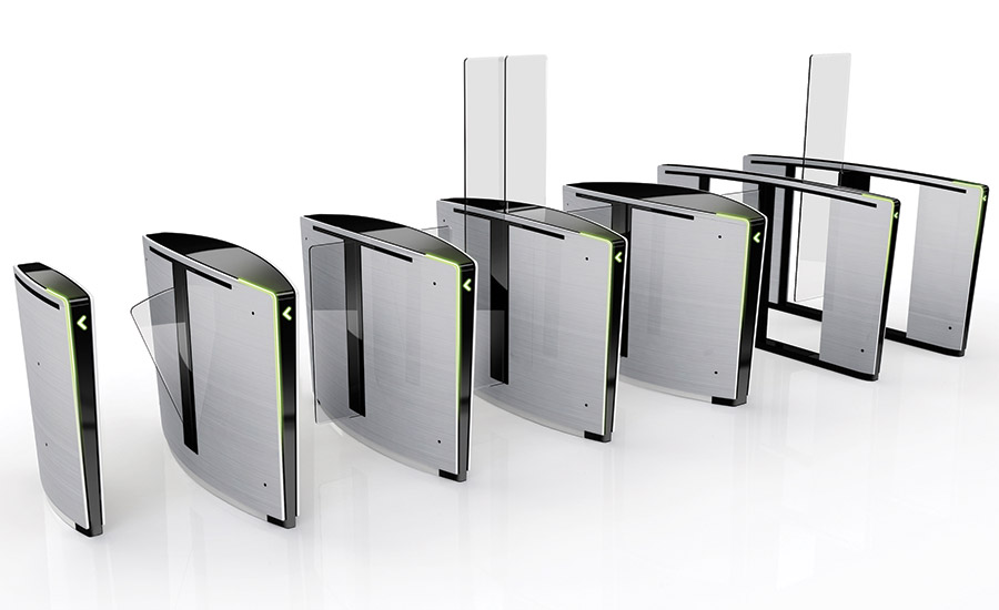 Access Control Barrier Series