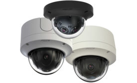 IP Cameras Blend Images For Continuous Panorama