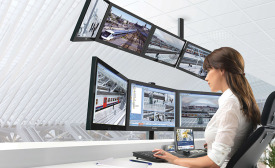 VMS equipped with video analytics can ease the burden on video monitoring operators who are often scanning an increasing number of screens