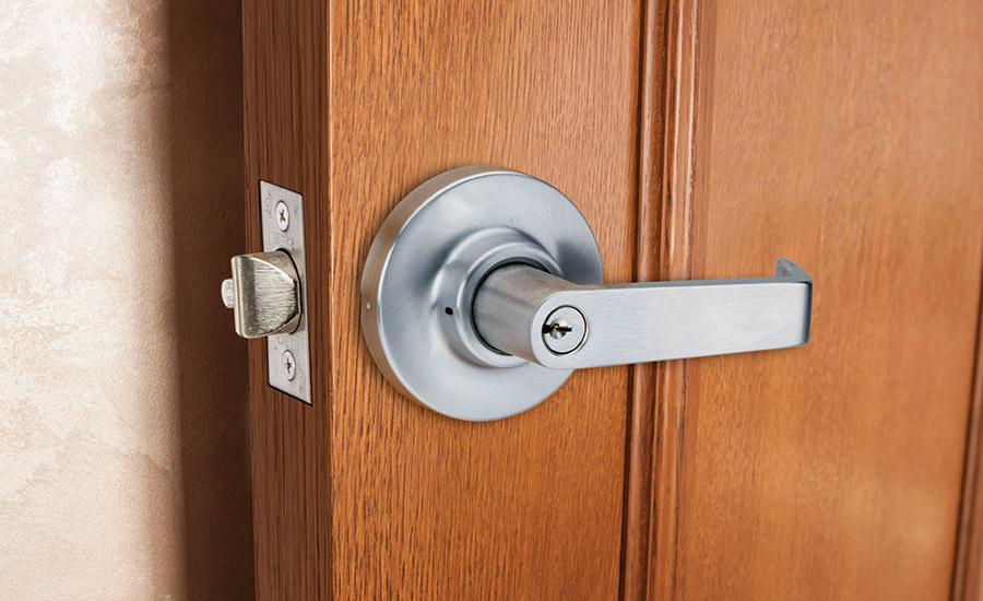 The Latest Trends In Security Locks Amp Door Hardware 2016