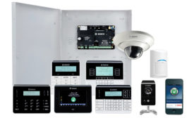 Bosch Security Systems launched the B6512 intrusion control panel
