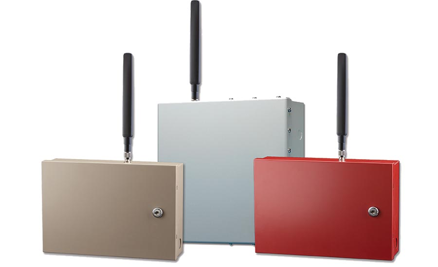 Universal LTE Communicators For Residential, Commercial & Fire