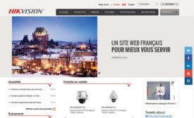 Hikvision Canada Launches French Language Website