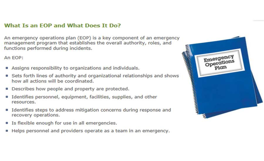 "The FEMA ""Developing and Maintaining Emergency Operations Plans - Comprehensive Preparedness Guide (CPG) 101"""