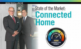 connected home cover