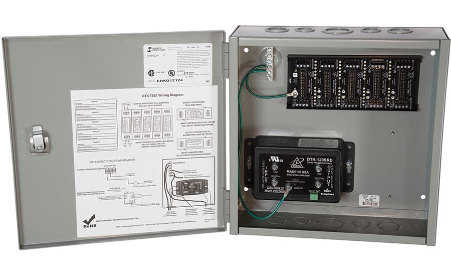 Surge Protection Products Designed For Addressable ... on