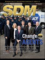 SDM Magazine cover - December, 2017