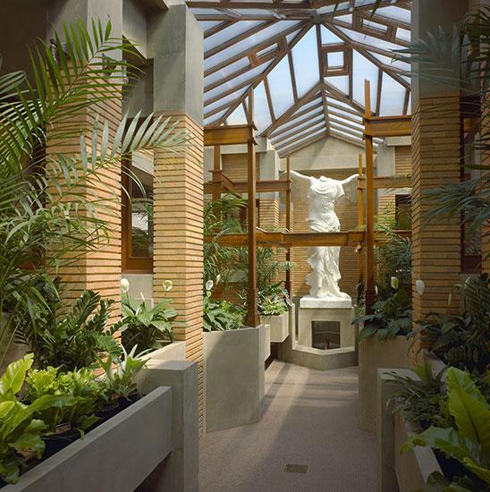 Darwin Martin House Interior - SDM Magazine
