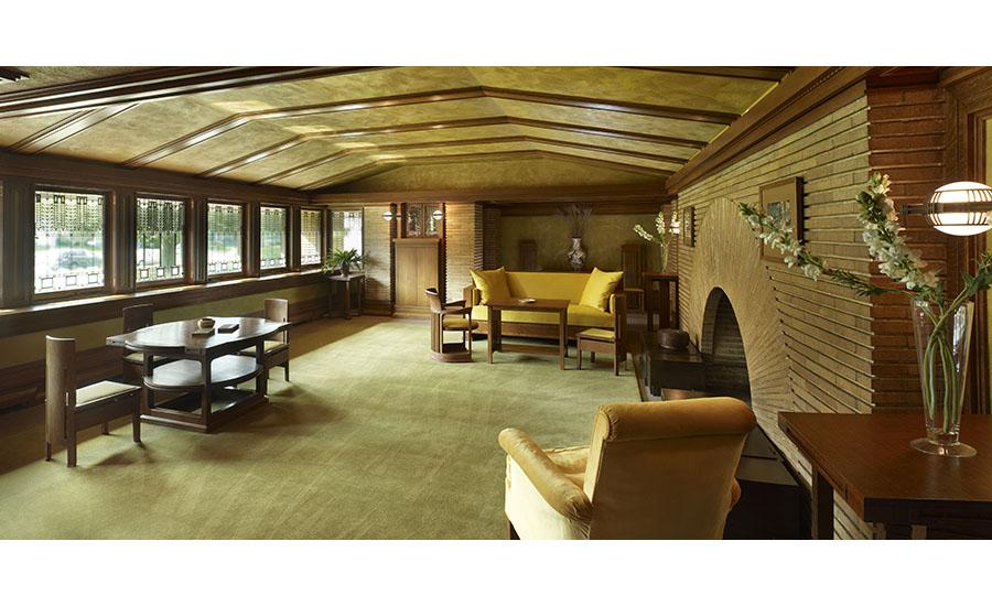 Darwin Martin House Interior 1