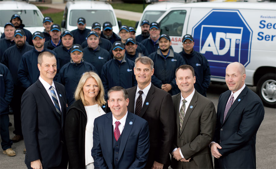 ADT Staff - 2017 Dealer of the Year SDM